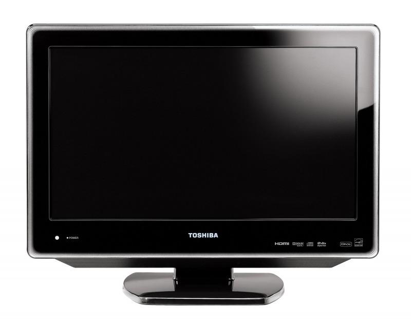 Телевизор TOSHIBA  19SLDT3R