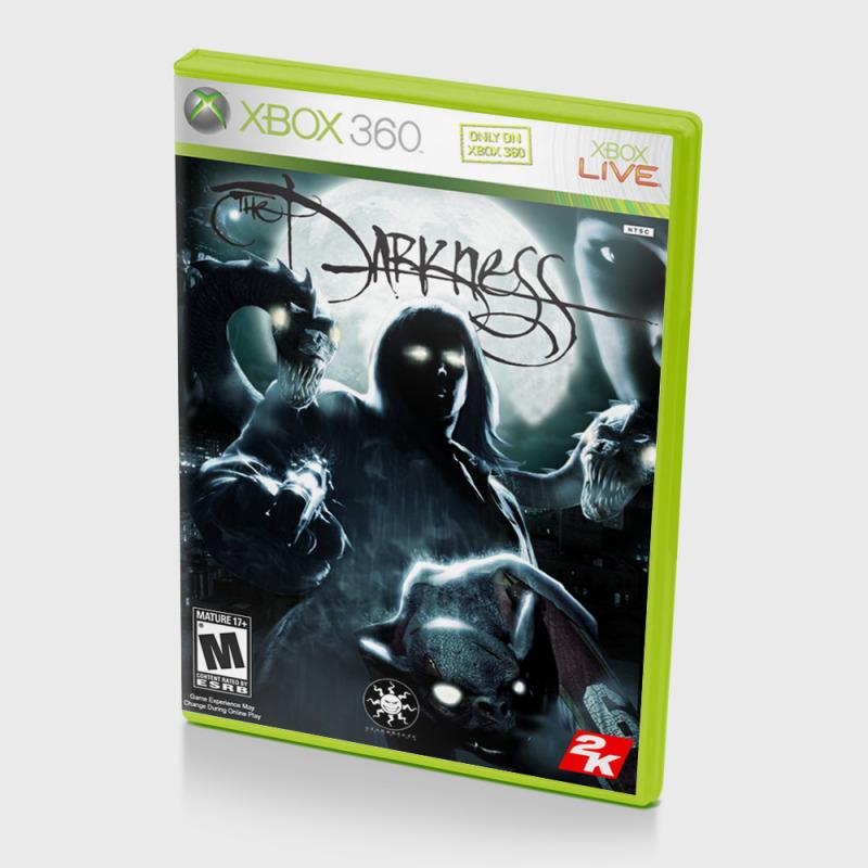 Диск для XBOX 360 Darkness