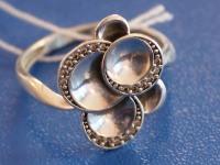 Кольцо Серебро 925 вес 2.45 г