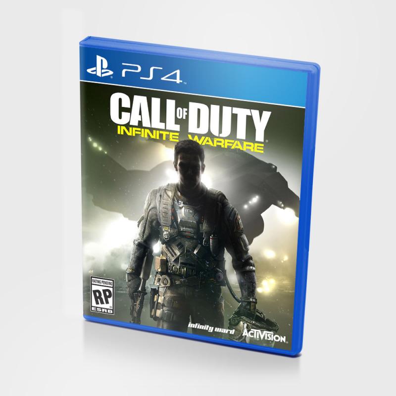 Диск для PS 4 Call of Duty: Infinite Warfare