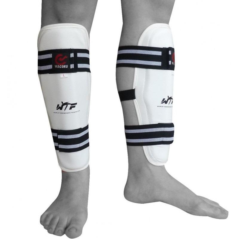 Защита на ноги для единоборств WTF