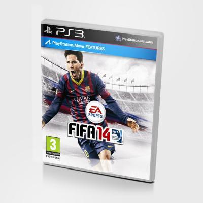 Диск для PS3 Fifa 14