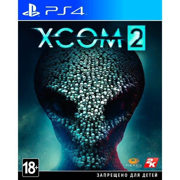 Диск PS4 Take-Two XCOM 2