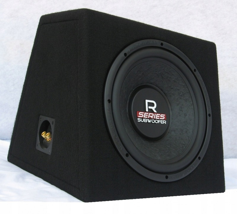 Сабвуфер m series subwoofer 300 wt