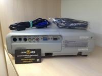 Проектор Epson EMP-S5 , сетевой шнур и кабель VGA.
