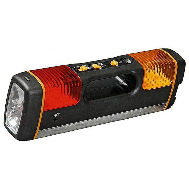 Автомобильный фонарь светозар 4-в-1