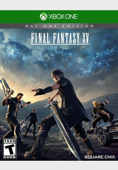 Диск Xbox One Final Fantasy XV