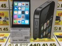 Мобильный телефон iPhone 4s 8gb