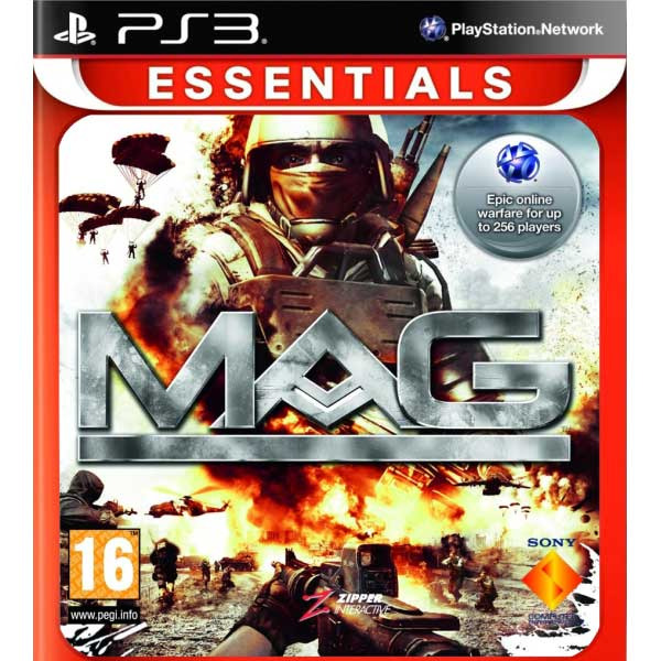 Диск PS3 MAG