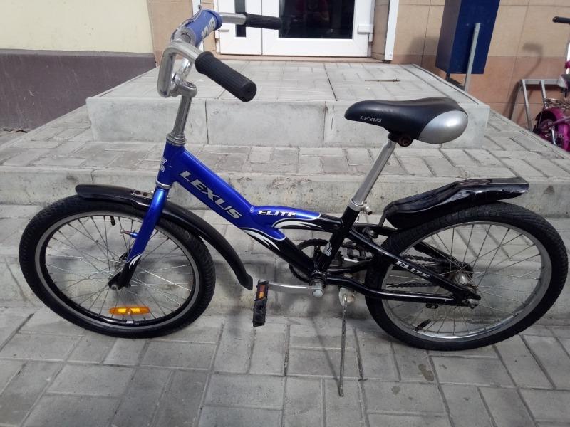 Подростковый велосипед Lexus elite