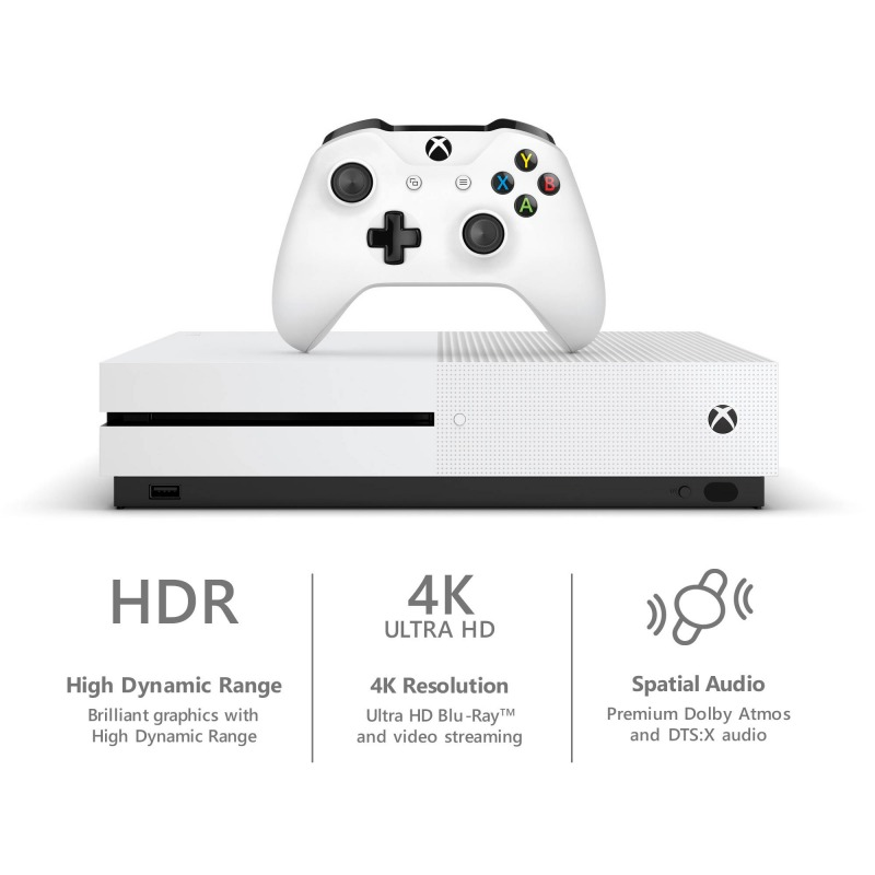 Xbox One S 1 ТБ S All Digital