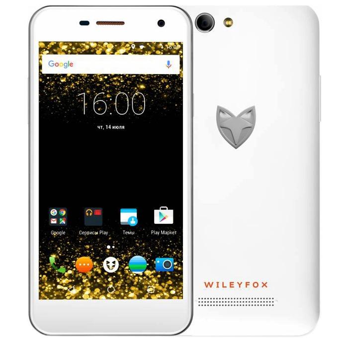 Смартфон Wileyfox Spark