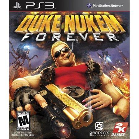Диск PS3 Duke Nukem: Forever