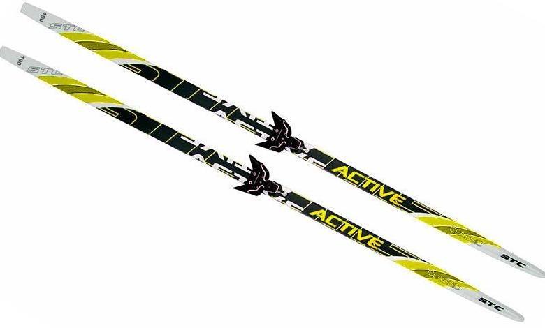 Лыжи Activi 160 + палки +ботинки(32)