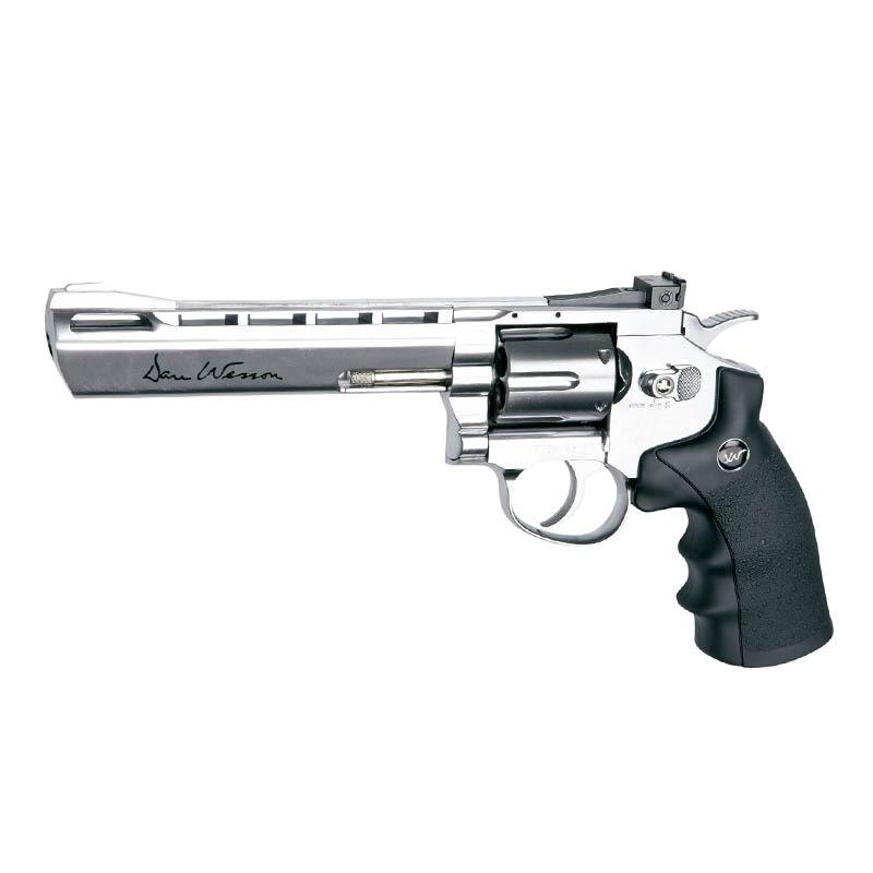 Пневматический пистолет Dan Wesson 6