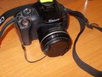 Фотоаппарат Canon PowerShot SX30is, б/у, п/ц, з/у, комплект