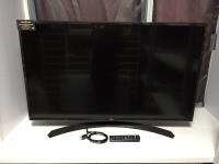 Телевизор LG 43UJ634V В коробке , чек, пульт , кабель питания, №89