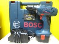 Дрель-шуруповерт BOSCH GSR 12-2 V 1.5Ah x2 Case,1 аккумулятор,З/У