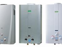 Газовая колонка (проточный водонагреватель) Vektor  Lux Eco JSD20-3