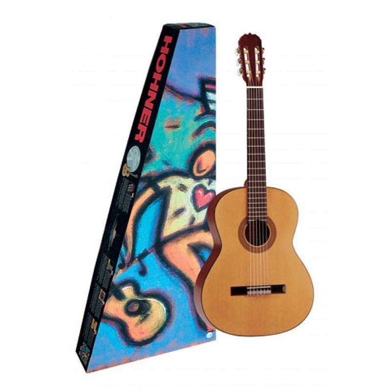 Классическая гитара Hohner HC-03