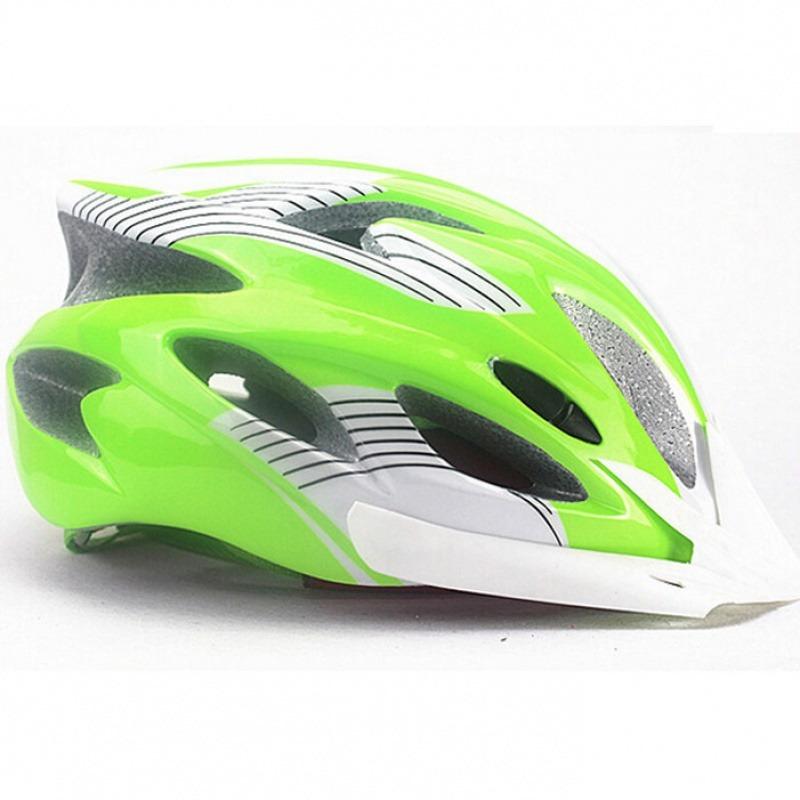 Вело Шлем (зеленый)