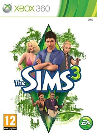 Диск Xbox 360 The Sims 3