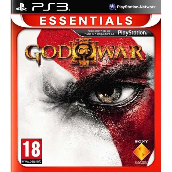 Диск PS3 God of War III