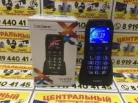 Мобильный телефон teXet TM-B118