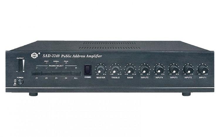 Show SA-2120 трансляционный усилитель мощности