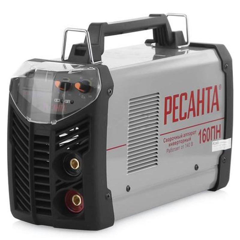 Сварочный аппарат инверторного типа РЕСАНТА САИ-160ПН
