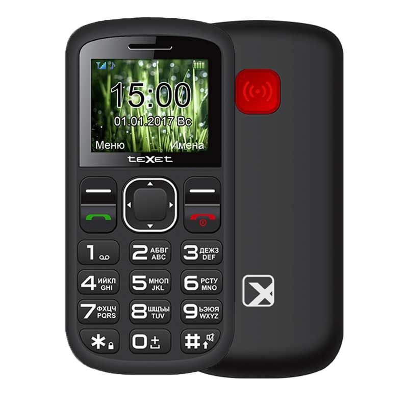 Мобильный телефон teXet ТМ-В220