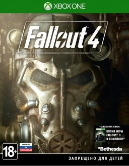 Диск Xbox One Fallout 4