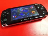 Портативная игровая приставка aio smarti 3D А430