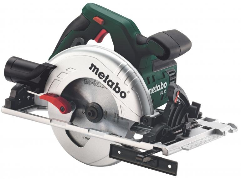 Циркулярка Metabo KS55FS