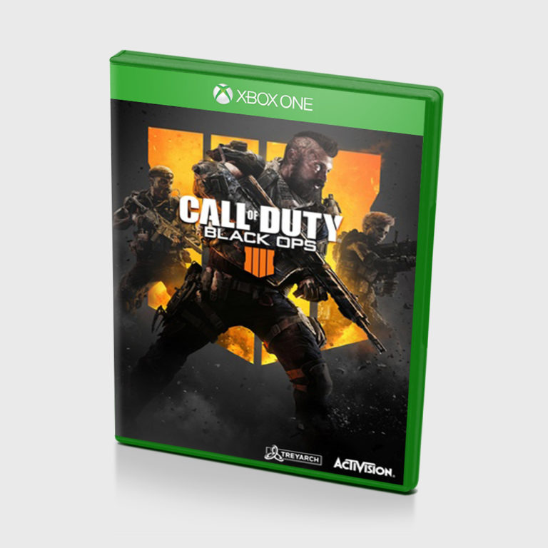 Диск для Xbox ONE Call of Duty: Black Ops 4