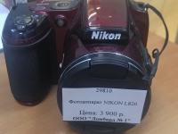 Фотоаппарат NIKON  L820 в сумке черной