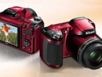 Фотоаппарат NIKON  L180 в сумке