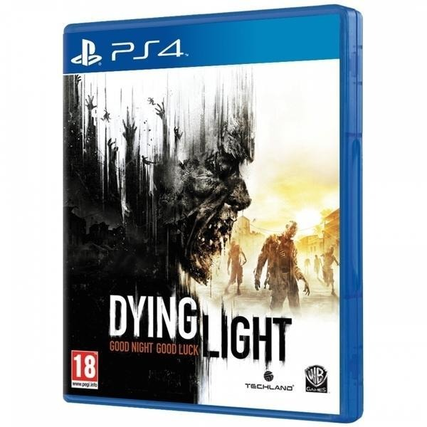 Диск для PS4  Dying Light