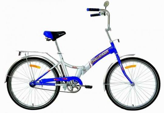 Подростковый городской велосипед CHALLENGER Ideal 2.0