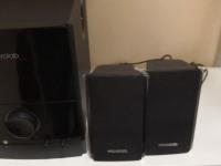 Аккустическая система MICROLAB M-500 в коробке