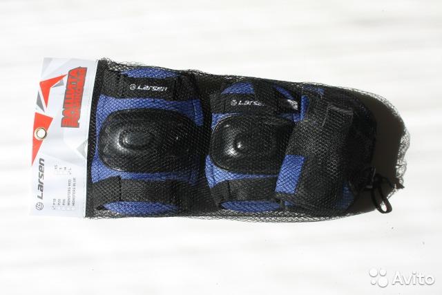 Комплект защиты для катания на роликах
