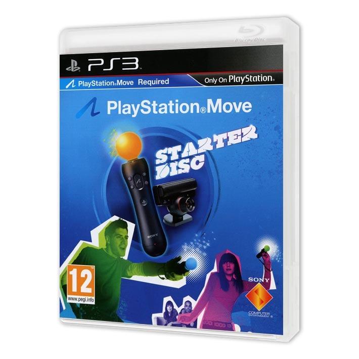 Диск для PS3 Starter Disc