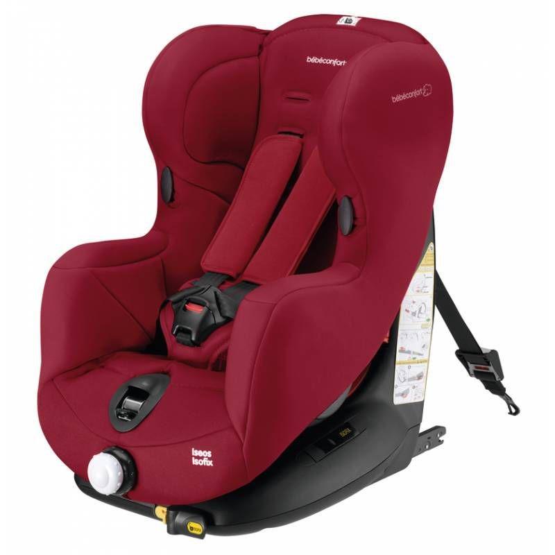 Автокресло группа 1 (9-18 кг) Bebe confort Iseos Safe Side TT