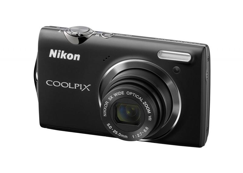 Фотоаппарат Nikon S5100