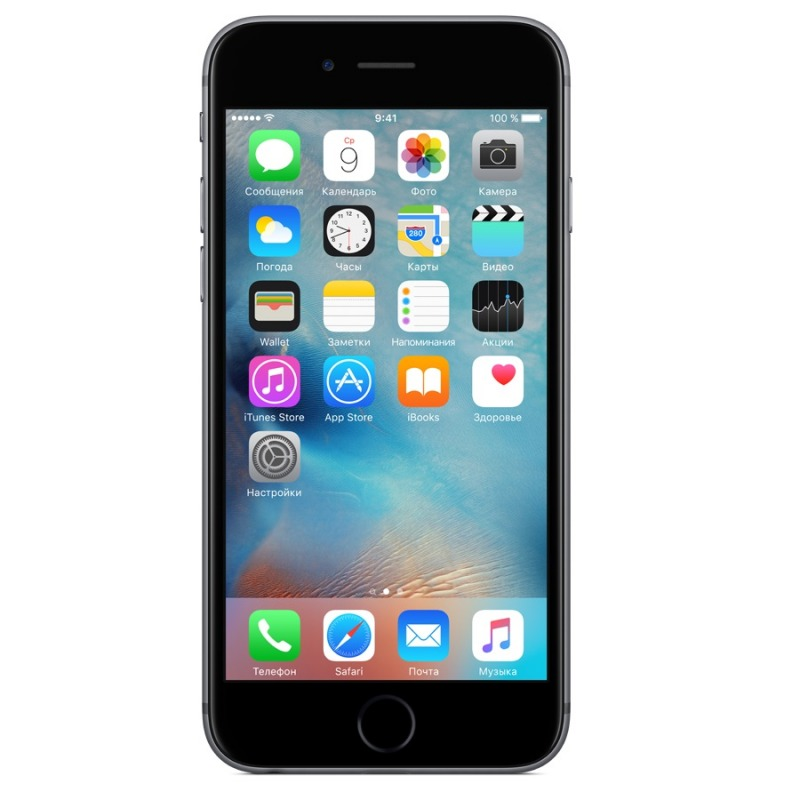 Смартфон Apple iPhone 6 Plus-16Gb