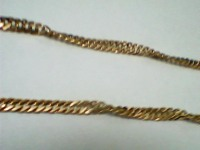 Цепочка Золото 585 (14K) вес 3.43 г