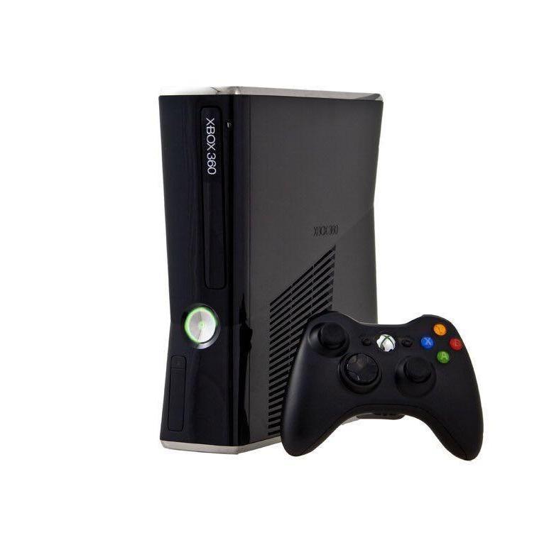 Игровая приставка Microsoft Xbox 360 250 ГБ + 10 игр