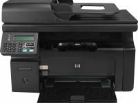 HP LaserJet M1212nf MFP