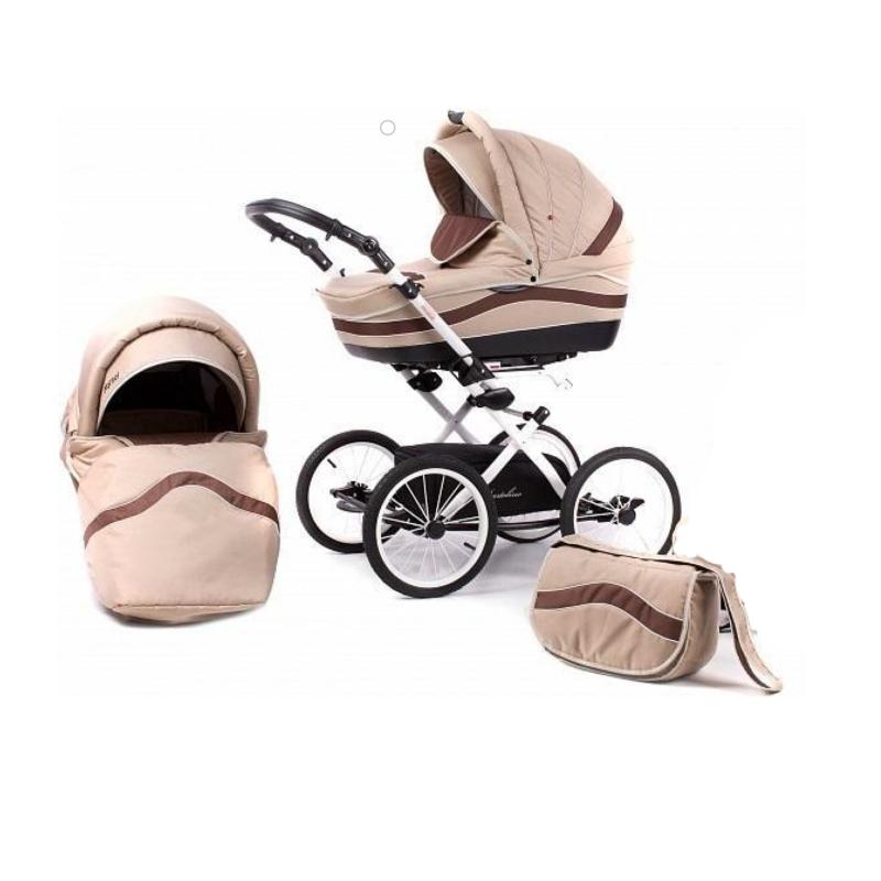 Детская коляска Adbor Marsel Classic Beige 2 в 1