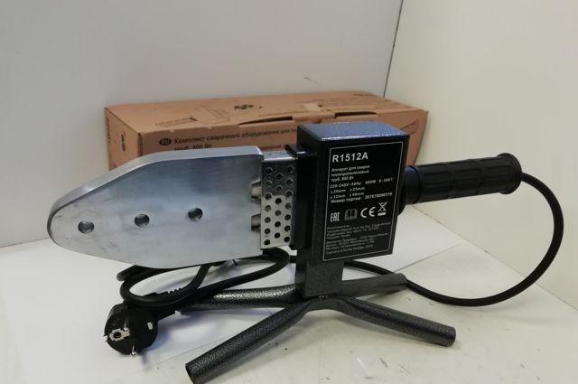 Паяльник для труб R1512A 800Вт